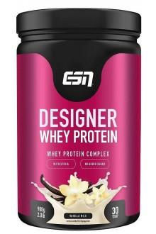 Протеин DESIGNER WHEY PROTEIN – ESN (Ванилия с Мляко, 908 гр)